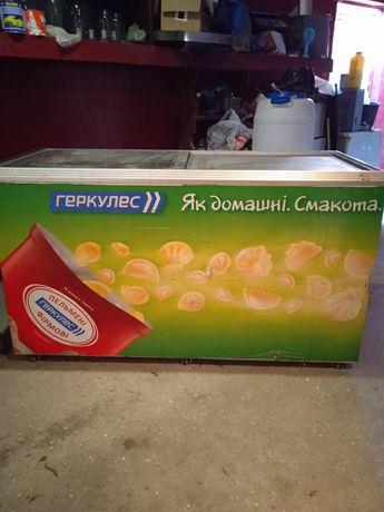 Морозильная камера 500 литров.