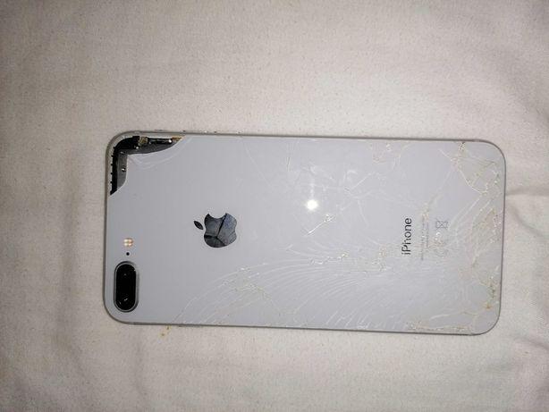 """Iphone 8 plus em"""" bom estado """""""