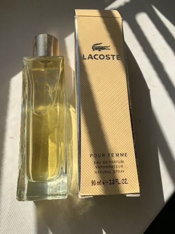 Духи lacoste реплика женский парфюм