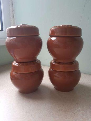Глиняні глечики для запікання