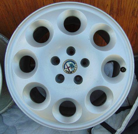Alfa Romeo 16x5x108 komplet felg