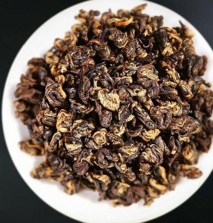 Краный(черный) чай -«Красная медовая улитка» (Хун Фенгми Ло)