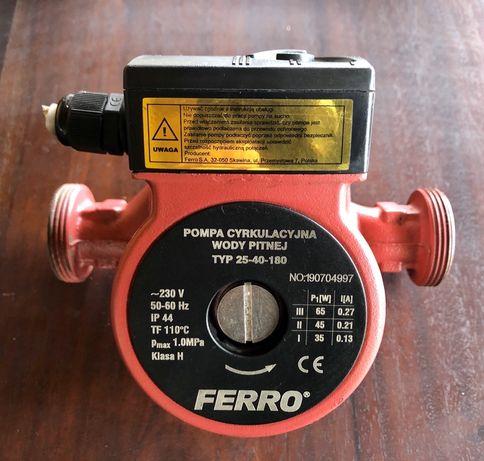Pompa obiegowa do C.O. FERRO 25-40