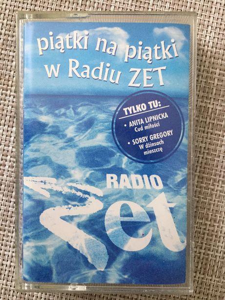 Piątki na piątki w radiu ZET - kaseta audio