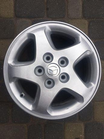 Диски вживані Mazda R15 5x114x67.1 6J ET50. СТАН НОВИХ!