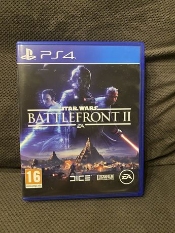 Gra PS4 Star Wars Battlefront 2