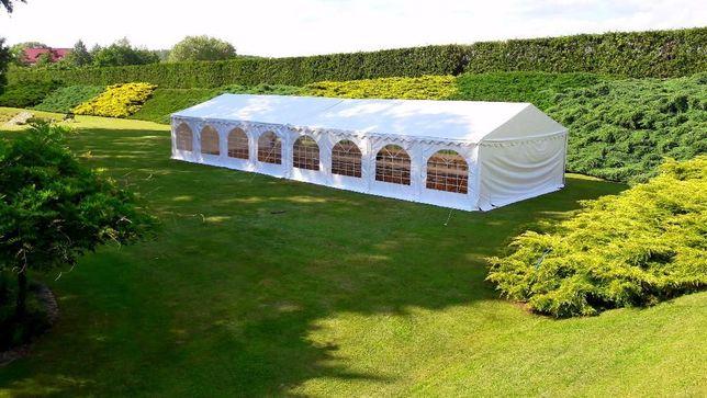 Wynajem: namioty bankietowe/imprezowe, stoły, krzesła, grille, TANIO!