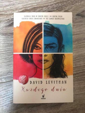 """""""Każdego dnia"""" - D. Levithan"""