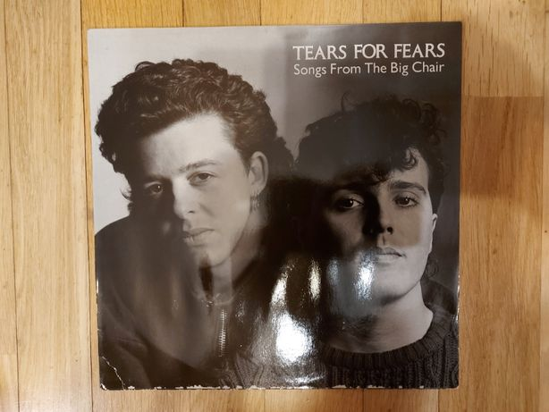 Tears For Fears, Songs From The Big Chair, EU, 25 Feb 1985, db+