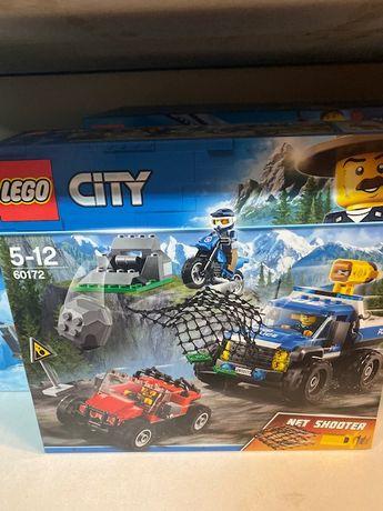 Klocki Lego City Pościg górską drogą 60172 sklep Łódź