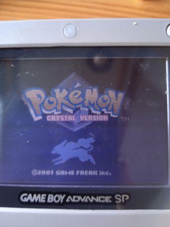 Pokemon Crystal GBC GameBoy