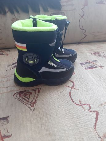 Ботинки чоботи зимові зимние Bessky