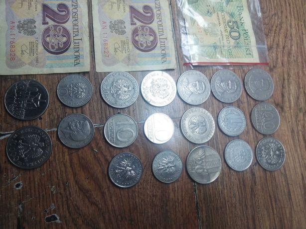 Monety banknoty kolekcjonerskie PRLp