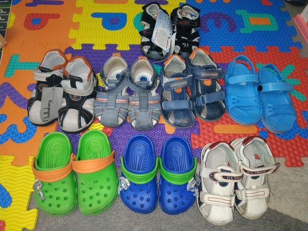 Обувь на мальчика 20-25р