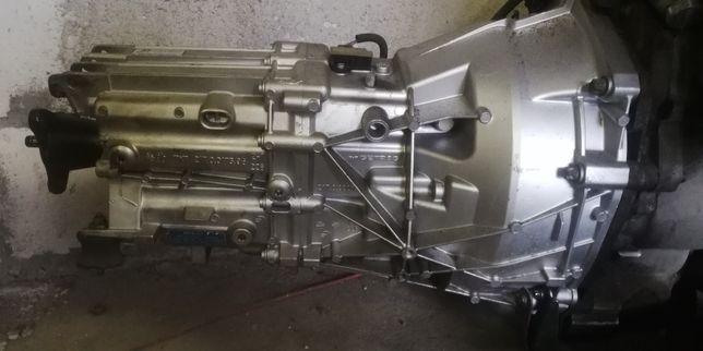 Skrzynia biegów gs6-17dg BMW e90 e91 e81 e87 po regeneracji MTF-LT-3