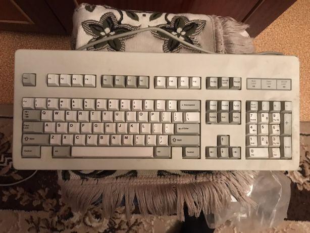Cherry rs3000 винтажная механическая клавиатура. Рабочая!