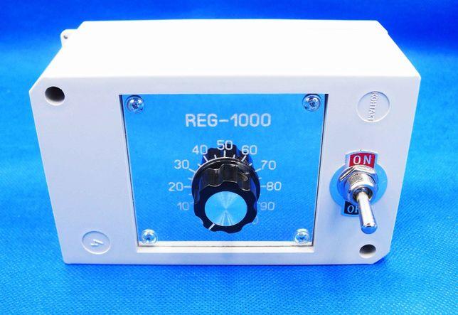 Регулятор оборотов двигателя c сохранением без потери TDA1085