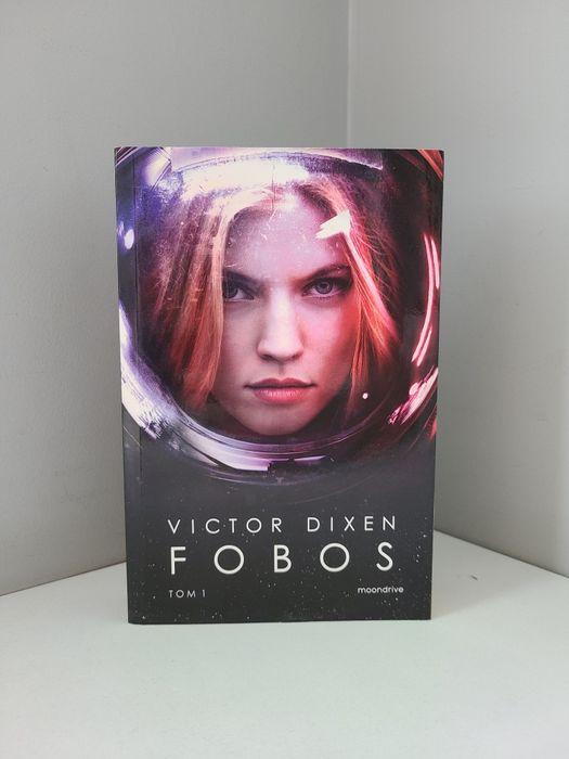 Fobos - Victor Dixen - książka NOWA raz czytana Warszawa - image 1