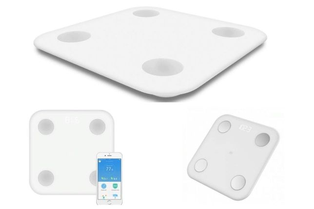 Смарт-весы Xiaomi Mi Body Composition Scale 2 White Original