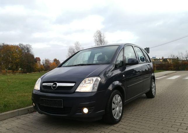Opel Meriva sprowadzony z Niemiec