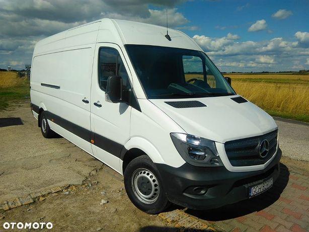 Mercedes-Benz SPRINTER 316 MAX KLIMA WEBASTO