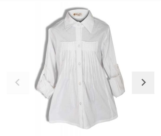 Блузка, школьная рубашка