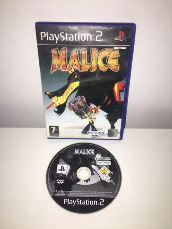 Malice PS2 PlayStation 2 UNIKAT!! Dla kolekcjonerow!! Odbior/Wysylka
