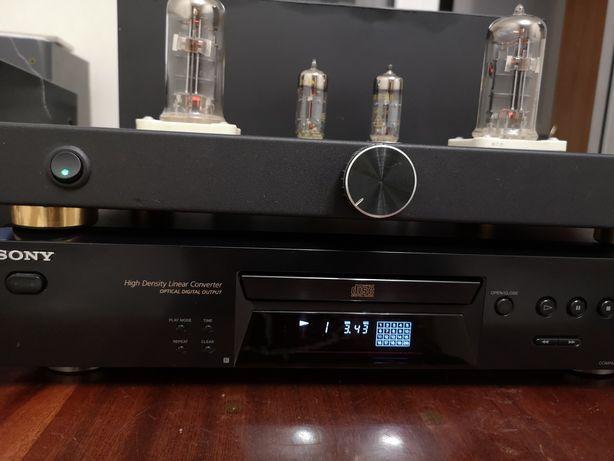 Sony CDP-XE370 проигрыватель компакт дисков
