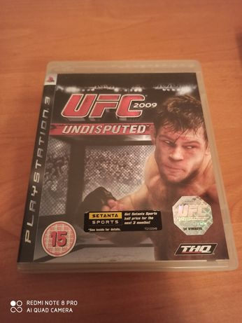 UFC undisputed  ps3 ideał