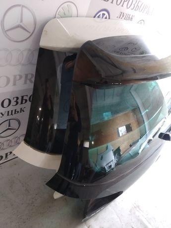 Кришка крышка багажника Фольксваген Гольф 6 хетчбек VW Golf 6 GTI