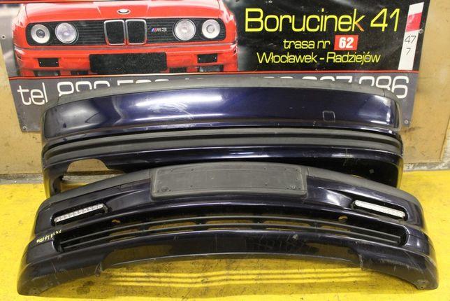 BMW E46 Zderzak Tył Tylny Kompletny Orientblau Części BMA
