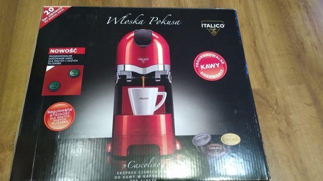 Ekspres do kawy włoska pokusa
