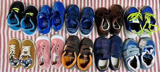 Sapatos bebé menino