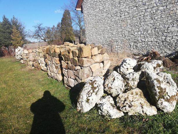 Kamień skałkowy opływowy krzemień