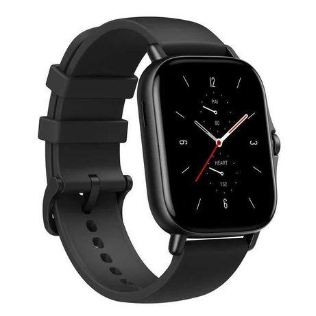 Relógio Amazfit GTS 2 preto com garantia