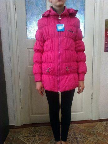 куртка подросток девочка 42р