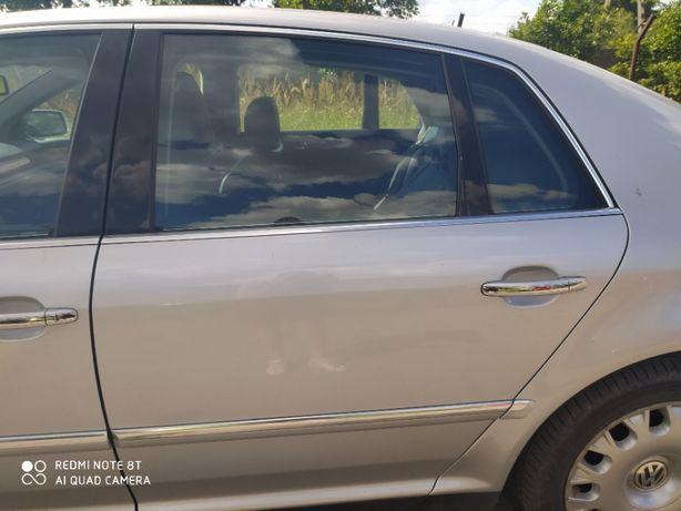 Volkswagen Phaeton drzwi lewe tylne.