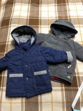 Куртка на 1,5-2 роки,до 90 см