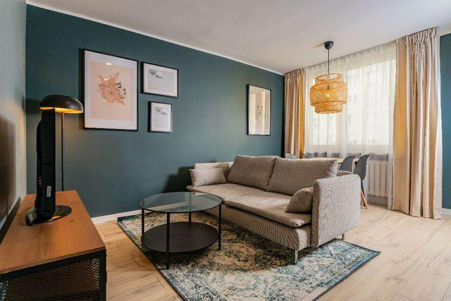 Mieszkanie 2-pokojowe 100 m od Metro Trocka