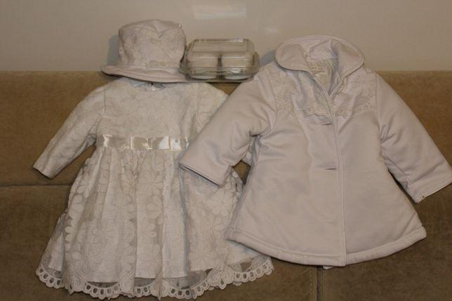 Sprzedam sukieneczkę do chrztu