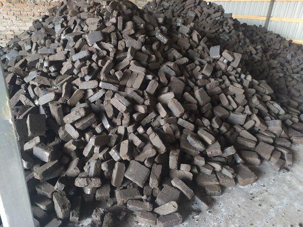 Продам торфобрикет+доставка. Можлива доставка по Україні від 24 тон