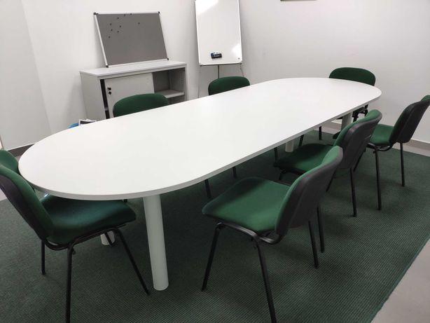 Mobiliário de Escritório para sala de Reunião