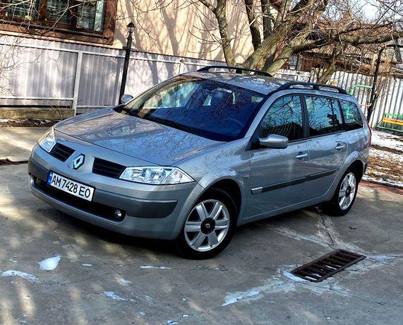 Renault Megane Climat 2.0