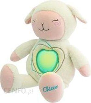Owieczka z melodyjkami i świecącym sercem Chicco