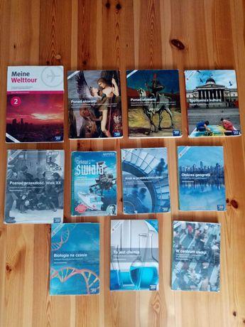 Książki do liceum ogólnokształcącego kl.1