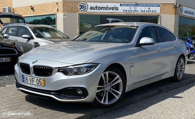 BMW 420 Gran Coupé Sport