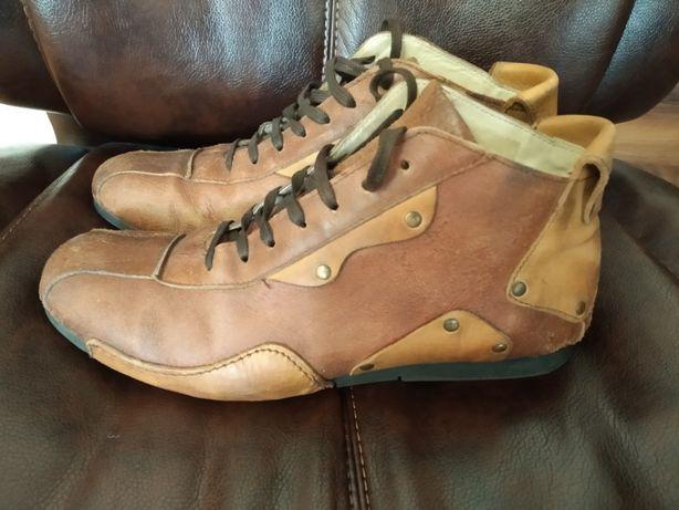 Ботинки чистая кожа SPMEN