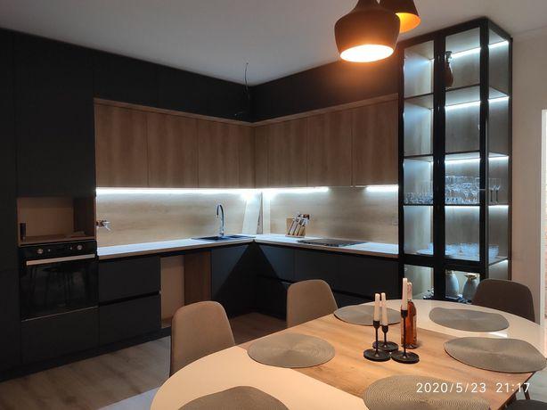 Кухня Киев • Угловая кухня под потолок • Кухня под заказ • Рассрочка!