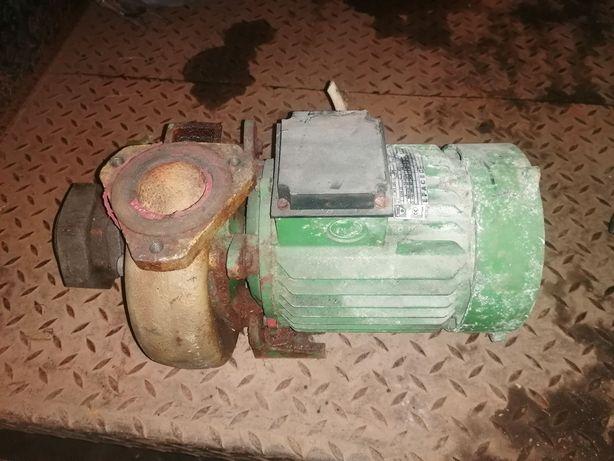 Bomba de água trifasica