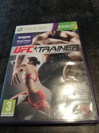 UFC Trainer xbox 360 kinekt